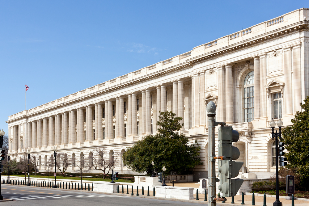 IRS Corporate Building